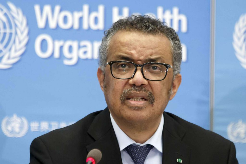 """WHO chief Tedros Ghebreyesus today said the trial of hydroxychloroquine for treatment of coronavirus has been suspended over safety concerns. """"The authors of Lancet's study reported that among patients receiving hydroxychloroquine, when used alone or with a macrolide, they estimated higher mortality rate,"""" he explained. He added the """"safety data"""" is being reviewed by Data Safety Monitoring Board."""